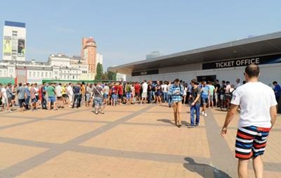 Динамо - Шахтер: Цена билетов стартует от 100 гривен