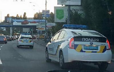 Патрульные Киева отстреливались от пьяных нарушителей