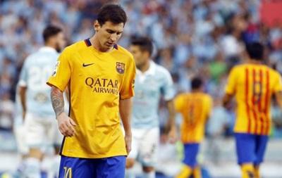 Барселона разгромно проиграла Сельте в чемпионате Испании