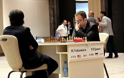 Шахи: На Кубку світу українець Ельянов переміг головного фаворита