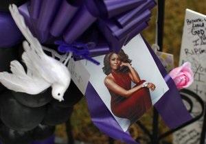 На похоронах Уитни Хьюстон будут присутствовать только родные и близкие