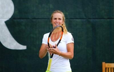 Свитолина не смогла выйти в четвертьфинал турнира в Токио