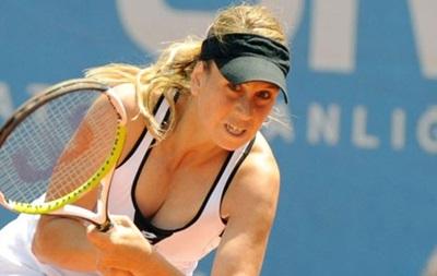 Бывшая теннисистка провела тренировку на 9 месяце беременности