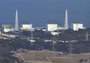Японские атомщики вернулись на АЭС Фукусима-1 после непродолжительной эвакуации