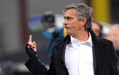 Моуринью, празднуя гол Челси, показал средний палец