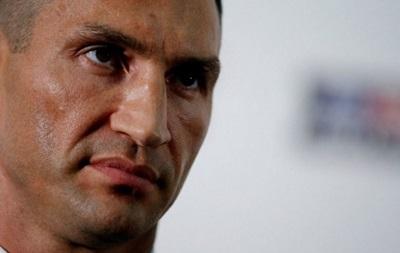 Врач Кличко: Владимиру нужно воздержаться от физических нагрузок