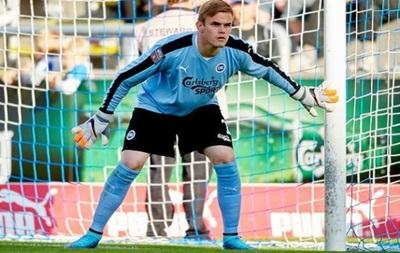 Максим Коваль пропустил четыре гола в матче за датский Оденсе