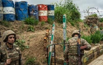 Азербайджан сообщил о пяти погибших в зоне карабахского конфликта