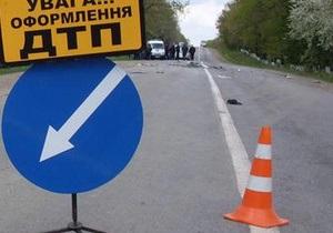 Крупный чиновник попал в ДТП на трассе Киев - Полтава: есть жертвы