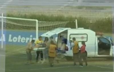 Шесть футболисток в Бразилии потеряли сознание во время матча в 45-градусную жару