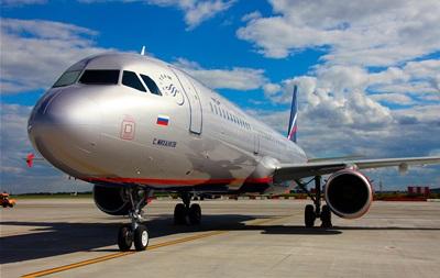 Российский Аэрофлот отменил четыре рейса в Украину