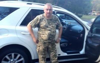 Генштаб расследует задержание пьяного командира военчасти в Одессе