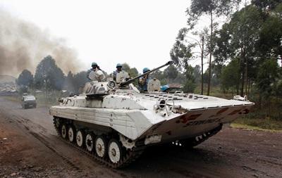 Киев будет добиваться размещения миротворцев в Донбассе