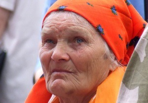 Тимошенко выразила соболезнования в связи со смертью бабы Параски