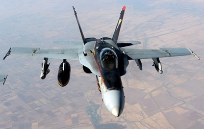 США и коалиция нанесли 25 авиаударов по ИГИЛ