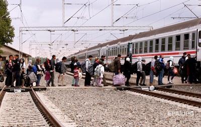 В Финляндию за год прибыли более 15 тысяч беженцев