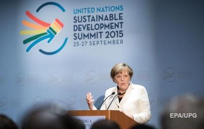 Меркель в Нью-Йорке призвала к реформе Совбеза ООН