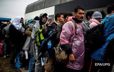 В Хорватии сообщили о прибытии почти 10 тысяч беженцев за сутки