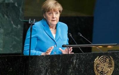 В Германии упала популярность Ангелы Меркель