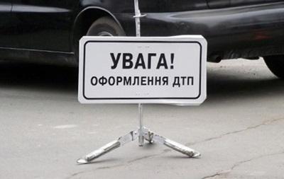 При аварии в Харькове пострадали шесть человек