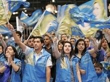 В Париже проходит многотысячный митинг за Моджахедов иранского народа