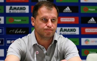 Юрий Вернидуб: В матче с Александрией мы пропустили ненужный мяч