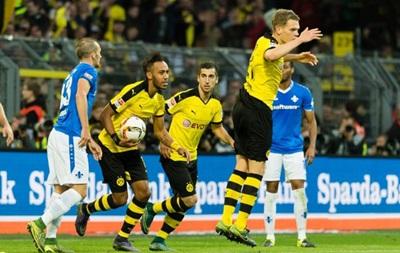 Боруссия Дортмунд не смогла обыграть дебютанта Бундеслиги