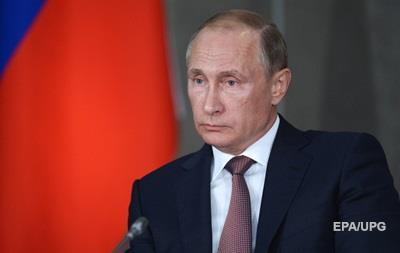 Путин: Присутствии военных России на границе с Украиной – не преступление