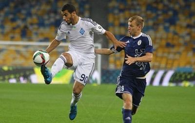 Полузащитник Динамо из-за болей в животе может пропустить матч Лиги чемпионов