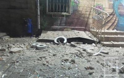 Взрыв СБУ в Одессе: ответственность взяло 'подполье'