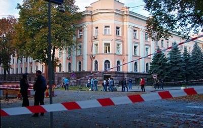 Взрыв возле СБУ в Одессе повредил 45 квартир
