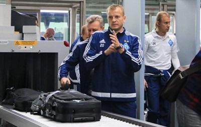 Хачериди с тремя партнерами потерялся в аэропорту перед вылетом в Израиль
