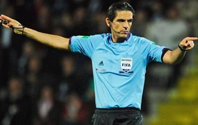 Динамо в Лиге чемпионов рассудят судьи из Испании