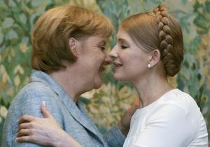 МИД Украины: В Германии удивлены сообщениями о поддержке Меркель Тимошенко