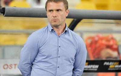 Сергей Ребров стал рекордсменом чемпионатов Украины