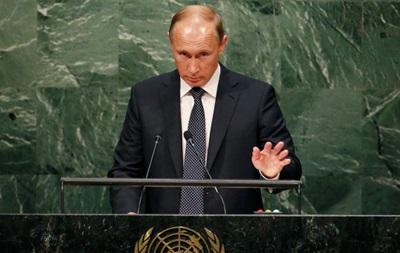 Путин заявил о достижении перемирия в Донбассе