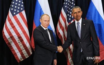 США стоят за спиной киевских властей — Путин