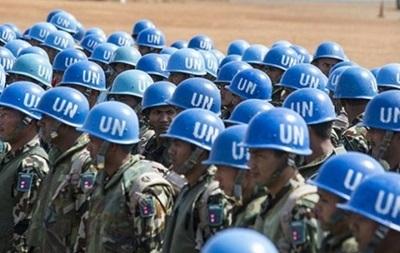 Столтенберг предложил ООН помощь в подготовке миротворцев