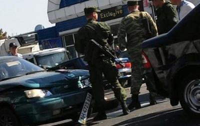 В Донецке после ДТП сепаратисты устроили разборки - соцсети