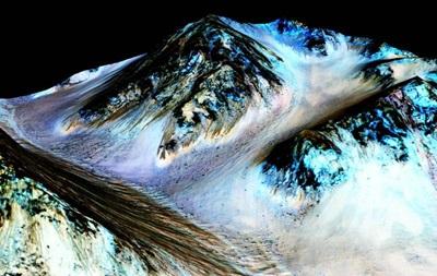 Жидкая вода на Марсе: Найденные ручьи помогут создать теплицы