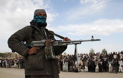 США нанесли авиаудар по талибам в Афганистане
