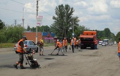 Под Харьковом на две недели закроют движение на трассе Чугуев-Меловое