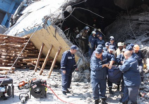 Из-за аварии в Макеевке на украинских шахтах проверят все копры