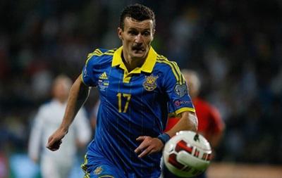 Стал известен состав сборной Украины на матчи с Македонией и Испанией