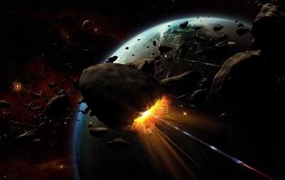 ESA показало, как будет сбивать «астероидов-убийц»