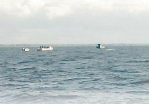 В Киевском водохранилище нашли исчезнувшее в понедельник судно: судьба рыбаков неизвестна