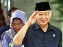 Умер бывший президент Индонезии Мухаммед Сухарто