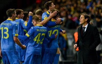 Лига чемпионов: БАТЭ  обыгрывает Рому, Бавария громит Динамо Загреб