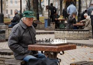 До декабря в Украине сохранится прохладная и сухая погода