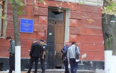 В Херсоне произошел взрыв у представительства президента